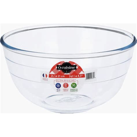 o cuisine o cuisine mixing bowl 2 litre mart and mart