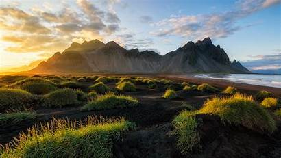 4k Ultra Laptop Wallpapers Desktop Iceland Mountain