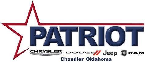 Landers Dodge Chrysler Jeep Ram by Patriot Chrysler Dodge Jeep Ram Chandler Ok Read