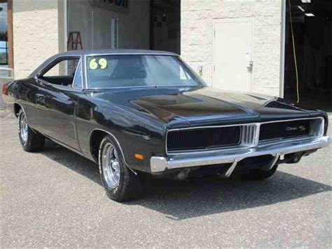 1969 Dodge Charger For Sale On Classiccars.com