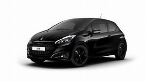 208 Peugeot : peugeot uk introduces 208 black edition autoevolution ~ Gottalentnigeria.com Avis de Voitures