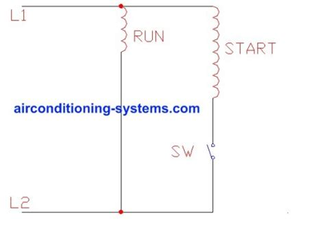 Geothermal Wiring Schematic 3 Phase by Air Conditioner Motors