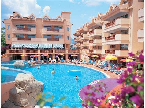 Begonville Hotel, Marmaris, Dalaman Region, Turkey. Book