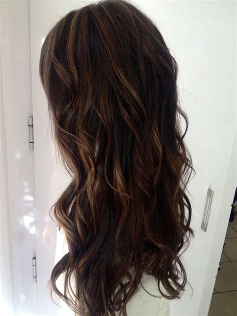 Sun In Brown Hair by 17 Best Ideas About Sun Kissed Highlights On