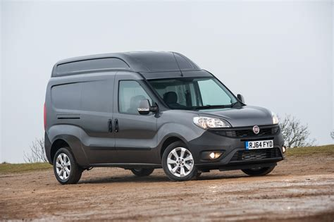 Fiat Defined by The Motoring World New Fiat Dobl 242 Cargo Launched To Media
