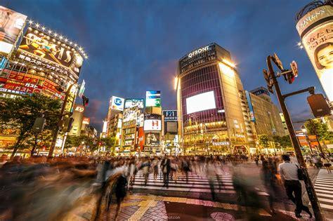 shibuya night wallpapers top  shibuya night