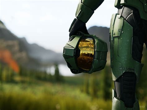 wallpaper halo infinite    games