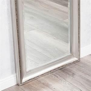 Barock Spiegel Silber : spiegel copia 100x50cm silber antik wandspiegel barock 6686 ~ Indierocktalk.com Haus und Dekorationen