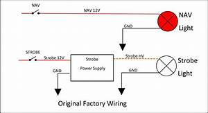Strobe Wiring Diagram