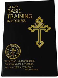 Join the Lenten Training in Holiness!! - Roman Catholic Man