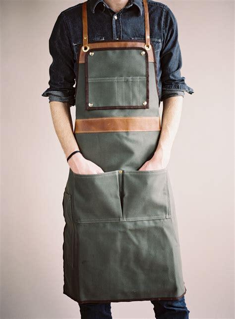 kinfolk aprons pinterest kinfolk apron  leather