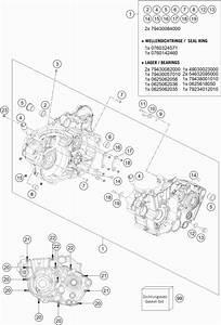 2008 Ktm Exc Engine Diagram