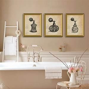 vintage bathroom wall decor home combo With bath wall decor