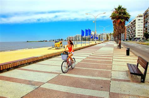 The Rambla in Montevideo Uruguay is the real longest ...