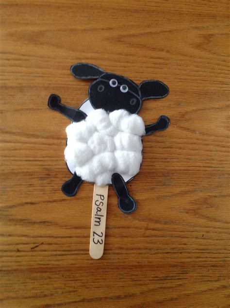 sheep crafts for preschool sheep bible craft for bible crafts 276