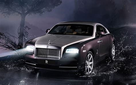roll royce wraith rolls royce wraith 2014 wallpaper hd car wallpapers