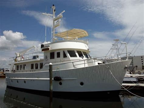 Boats For Sale In Miami Craigslist by Trawler Yachts Used Trawler Yachts Craigs List Used