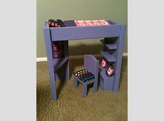 American Girl Doll Closet Plans WoodWorking Projects & Plans