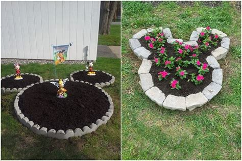 mickey mouse garden decor 10 mickey mouse garden decor ideas