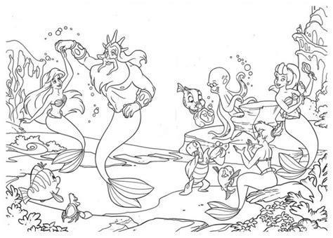 disegni da colorare principessa ariel disegni da colorare la principessa disney ariel risorse