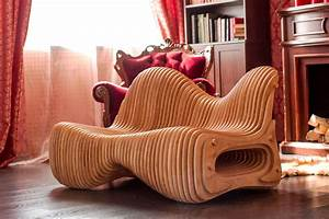 Waves, Fluid, Furniture, Designs, By, Parametric