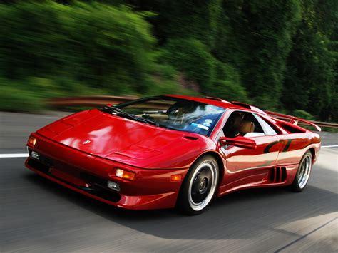 1995 Lamborghini Diablo-sv Diablo Supercar Supercars D