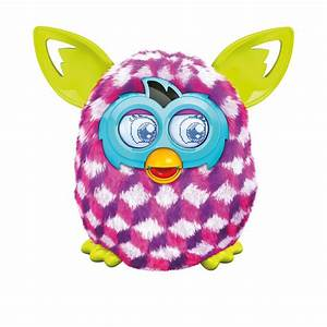 Furby Pink Cubes Boom Plush Toy---Amazon Lightning Deal ...