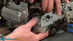 How To Replace The Carburetor Float Valve On A Honda