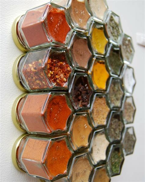 Spice Rack With Empty Jars by Neat Do It Yourself Magnetic Spice Rack Creative Reuse