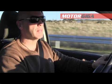 Dacia Lodgy Prueba Dinamica Youtube