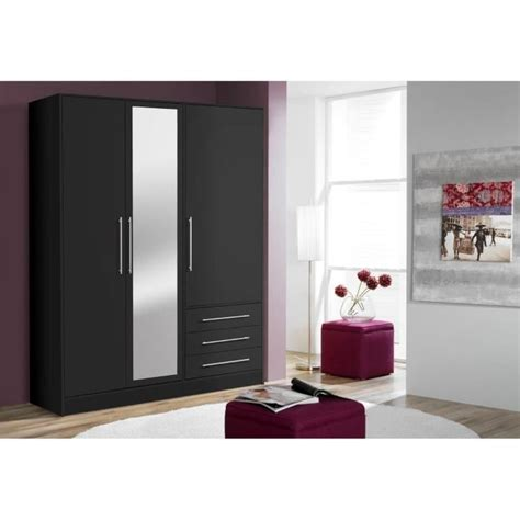 armoire de chambre conforama fabulous awesome armoire noir with armoire ikea with