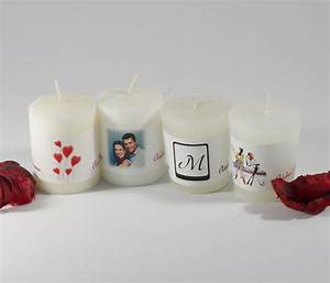 36 pcs personalized custom wedding favors candle labels With candle labels wedding
