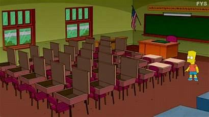 Simpsons Simpson Bart Lisa Gifs Signs Giphy