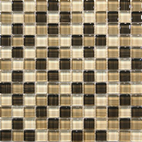 Glass Mosaic Tile Kitchen Backsplash by Sle Grey Printing Glass Mosaic Tile Kitchen