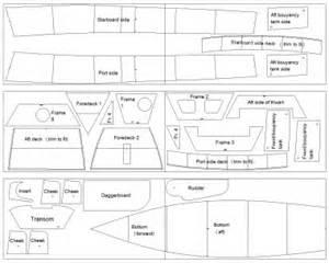 Stitch and glue sailing pram boat plans self project