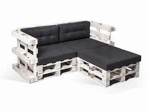 Sitzmöbel Aus Paletten : paletti ecksofa 2 sitzer aus paletten wei lackiert ~ Sanjose-hotels-ca.com Haus und Dekorationen