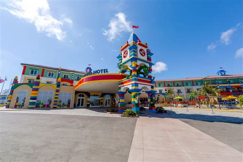 legoland florida hotel  officially open   public
