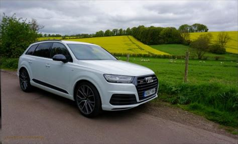 Lost In England In An Audi Sq7 Suv