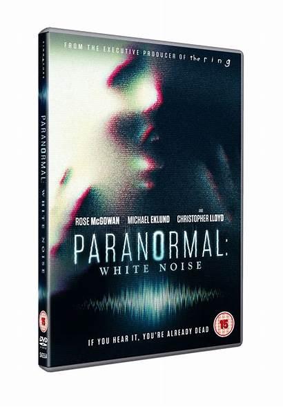 Noise Paranormal Dvd Hmv