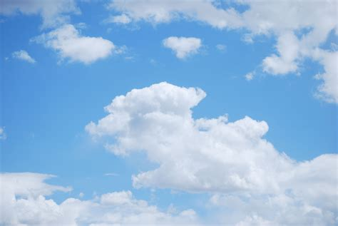 Free photo: Cloudy Sky Background - Air, Backdrop, Blue ...
