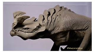 Pacific Rim Kaiju Concept Art | Concept Art World