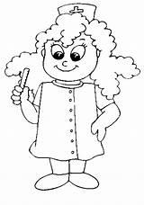 Coloring Nurse Printable Colorear Enfermera Anak Nursing Dibujos Imagen Doctor Imagui Nurses Elephant Nombre Dia Popular Classified Johnson Rotarybalilovina Giancarlosopoblog sketch template