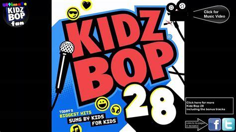 Descargar kidz bop 27 album playlist