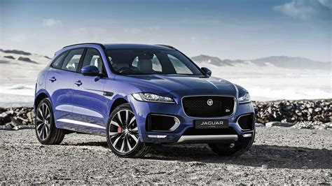 2017 Jaguar F Pace First Edition Wallpaper