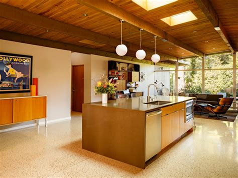 terrazzo kitchen floor the sleek of modern terrazzo floors 2702