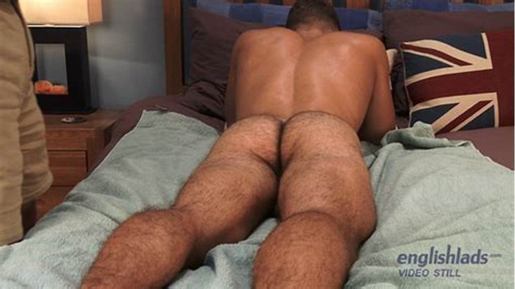 #English #Lads #Jack #Montague #Relaxes #And #Gets #His #Big #Uncut