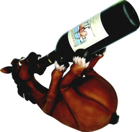 horse gifts wine horses lover bottle gift holder lovers holders equestrian funny drink whimsical perfect bottles unique loves myamzn heroku