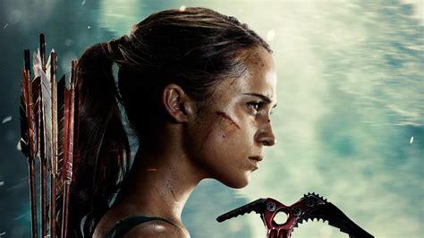 Tomb Raider Lara Croft 2018 Wallpapers Hd Wallpapers