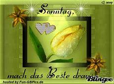 Sonntagsgrüße Gästebuch Bild Facebook BilderGB Bilder