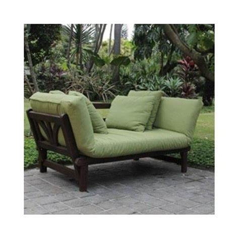 loveseat lawn chair studio outdoor converting patio furniture sofa and